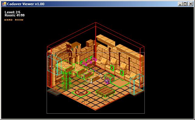 Cadaver remake - Page 3 - English Amiga Board